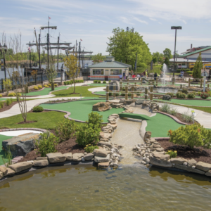 Riverwalk Mini Golf Opening May 20th!