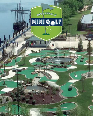 Riverwalk Mini Golf
