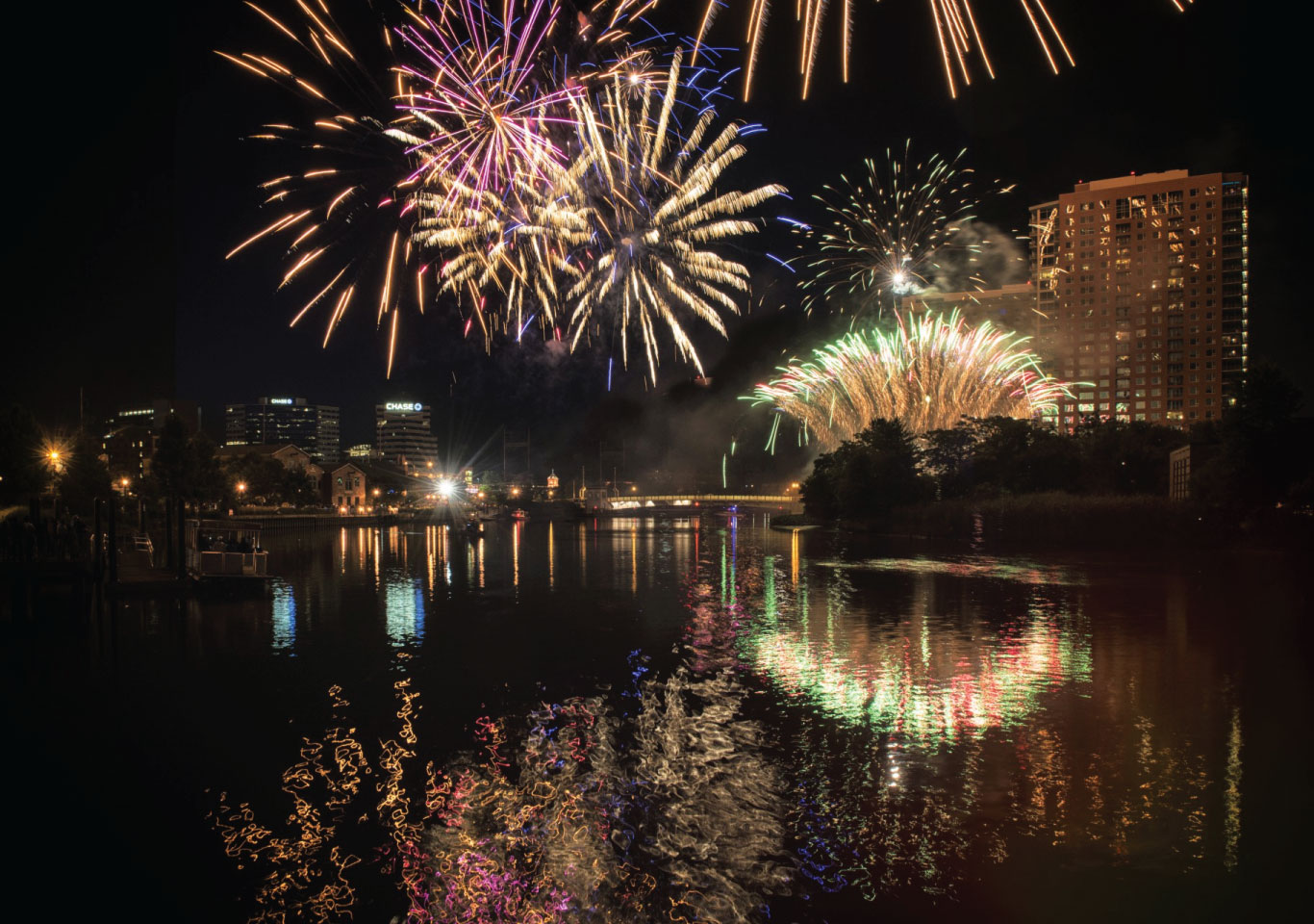 Mayor Purzycki Invites Citizens to Celebrate the 4th of July with Fireworks and Activities Along the Christina Riverfront