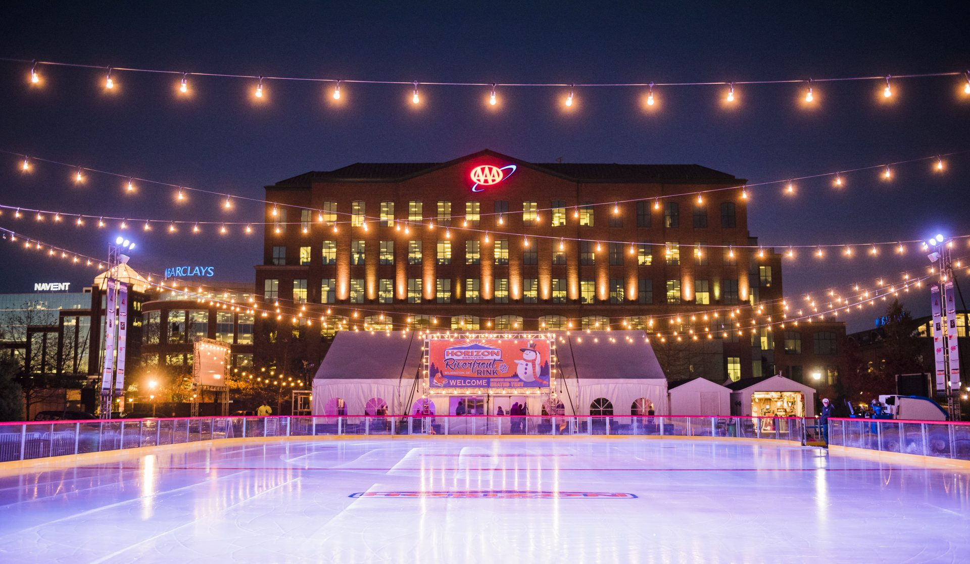 Riverfront Rink to Open Friday, November 25th!