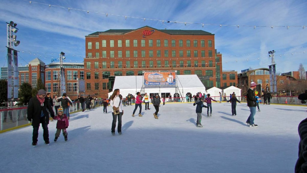 OUTDOOR ICE SKATING RINK SET TO OPEN AT RIVERFRONT WILMINGTON ON DECEMBER 13