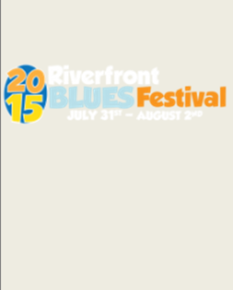 Riverfront Blues Fest