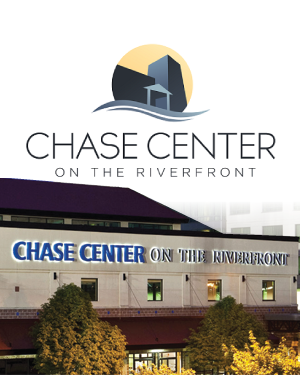 Chase Center on the Riverfront