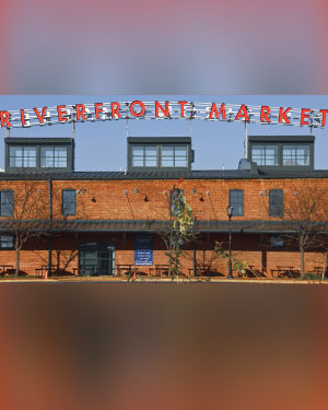 Riverfront Market Resumes Regular Hours!