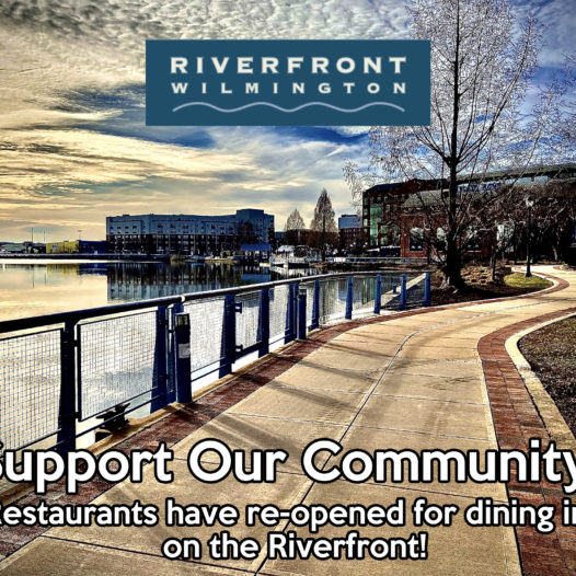 Riverfront Market and other Riverfront Restaurants Begin to Offer Dine-In Options!