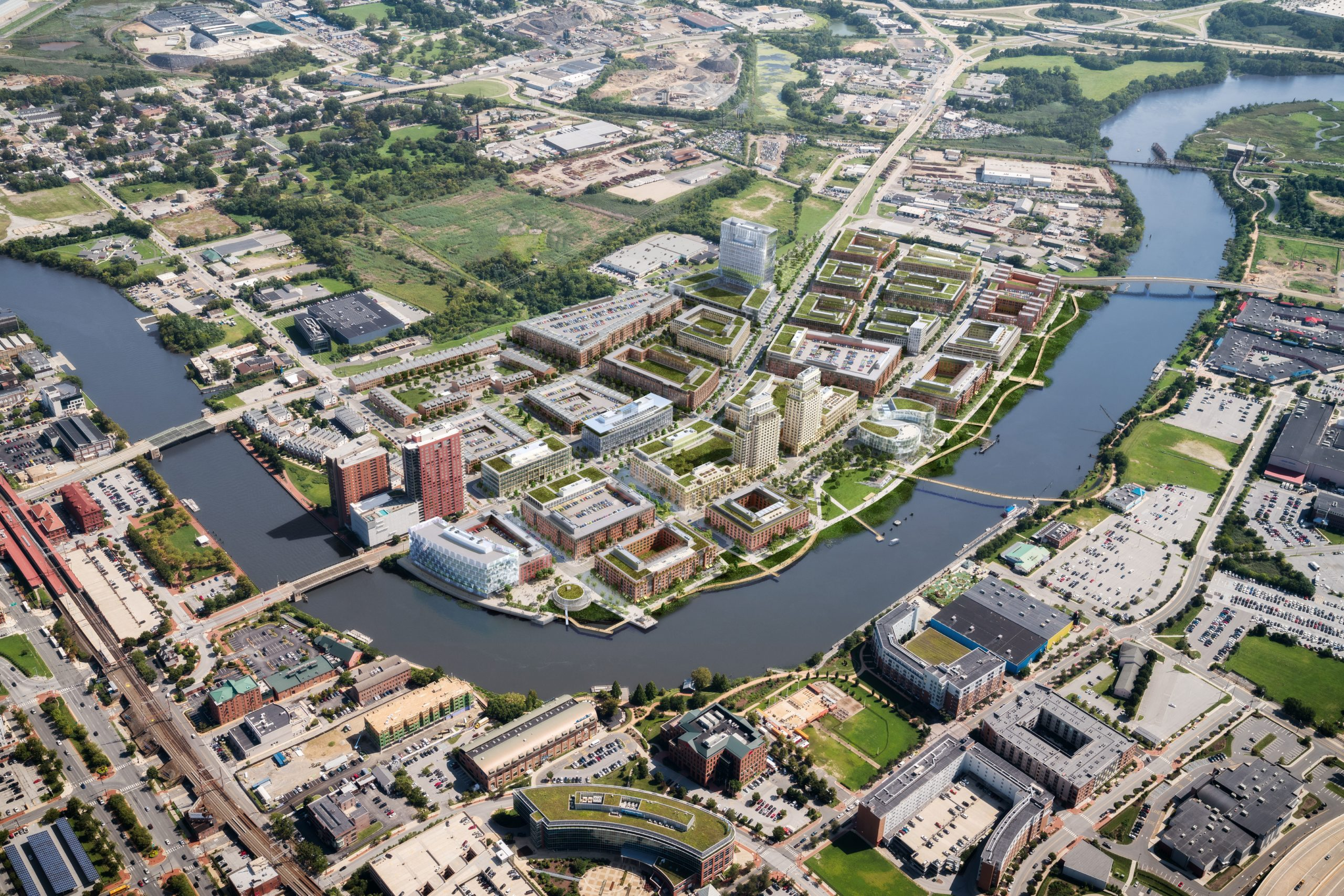 Riverfront Development Corporation Announces Plans for East Side Expansion Beginning This Summer